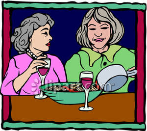 women-enjoying-dinner-and-some-wine-royalty-free-clipart-picture-emuqxc-clipart